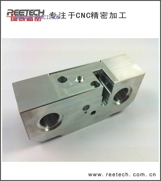 precision CNC machining parts with good quality