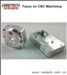 CNC machined parts made of AL6061